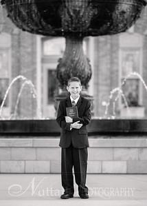 Thomas Baptism 19bw