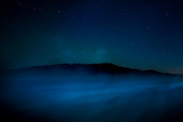 11.3.19 - Bear Island before dawn.