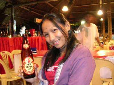 new endorser!!... red horse!