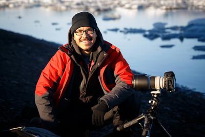 Beboyphoto in Iceland