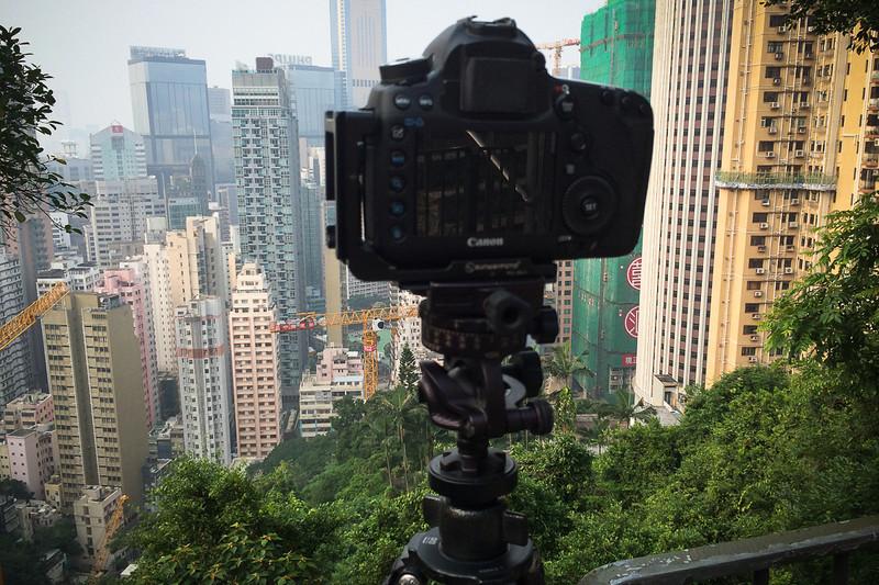 Canon 5DIII + Rotule ball Acratech