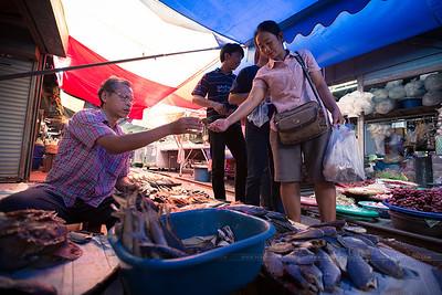 La vie simple en Thaïlande