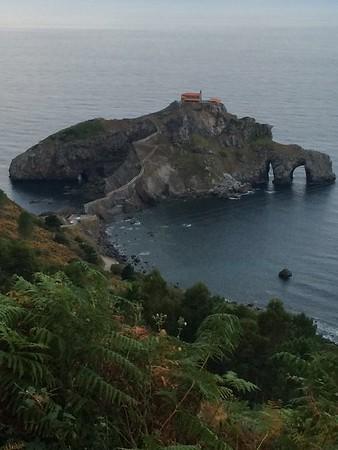 San Juan de Gaztelugatxe - Spain