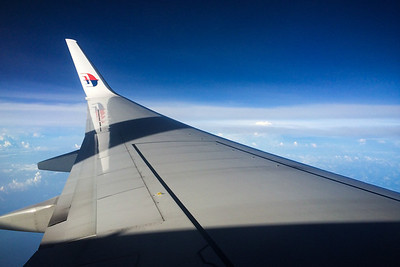 Malaysia Airlines, direction Bali