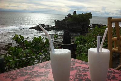 Coconuts shake