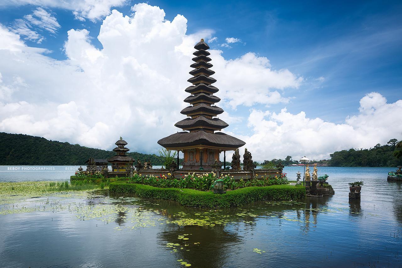 Temple Ulun Badung, Bali.