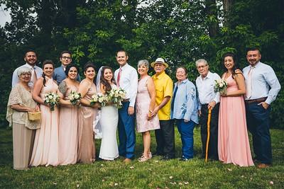 Becca + Bobby Wedding
