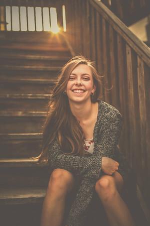 Becca H - senior photos