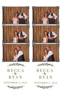 Becca & Ryan's Wedding