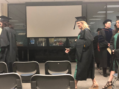Becca's graduation