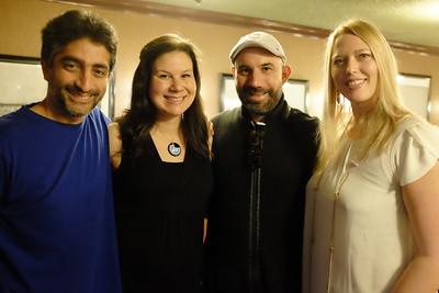 Nik, Becca, Jason, Katy
