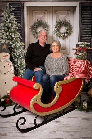 Diann & Pete's Christmas Pictures