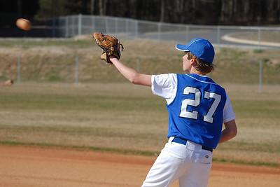 Beck Academy v League Boy's Baseball'08