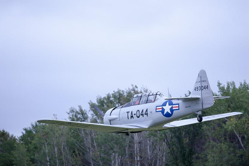 Beck Flyin at Battlelake4-15