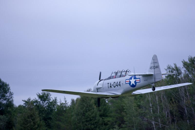 Beck Flyin at Battlelake4-16