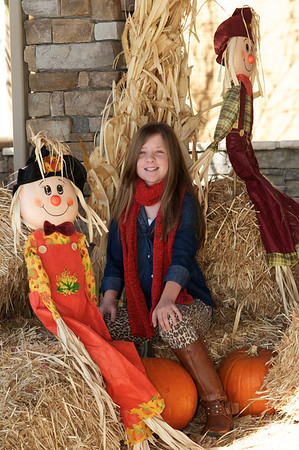 Becky Privette & Family 2013