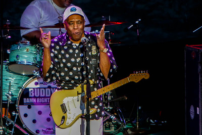 Buddy Guy performs at Fiddler's Green Amphitheater on Aug. 7, 2016. Photos by Michael McGrath heyreverb.com.