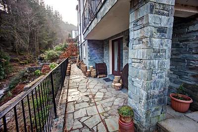 Annexe Exterior : Terrace