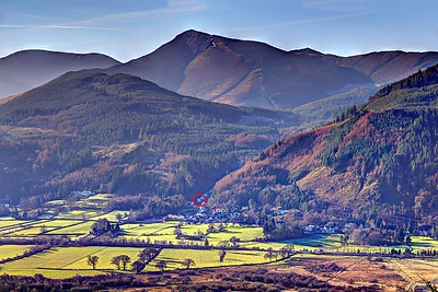 In The Shadow Of Grisedale Pike