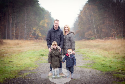 Beckie Family Shoot
