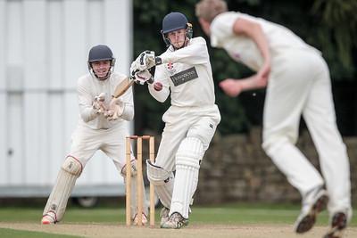 Beckwithshaw CC batting