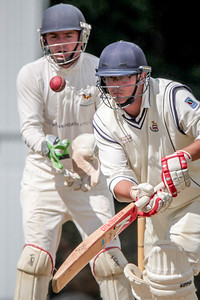 Beckwithshaw CC batting