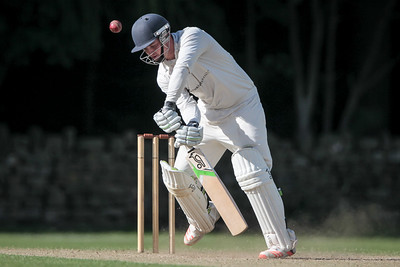 Horsforth were unable to cope with the intensity of the Beckwithshaw attack in the early stages of the game as they looked like they would struggle to 100 runs in reply.