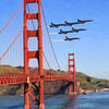 Golden Gate Blue Angels
