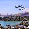 Tiburon Blue Angels