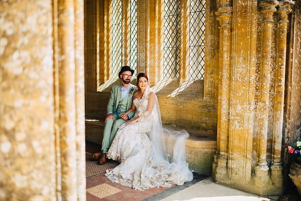 Becky and Dan - wedding