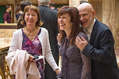 Anne, Kim & Brian
