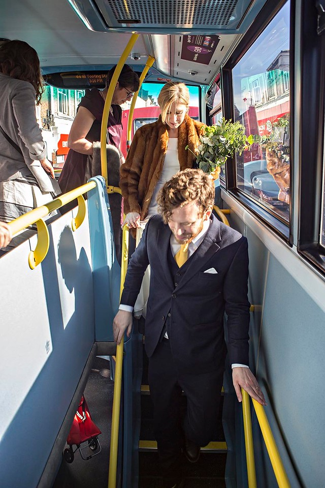 Down The Bus Stairs