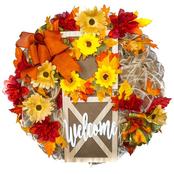 Wreath 6J - $60