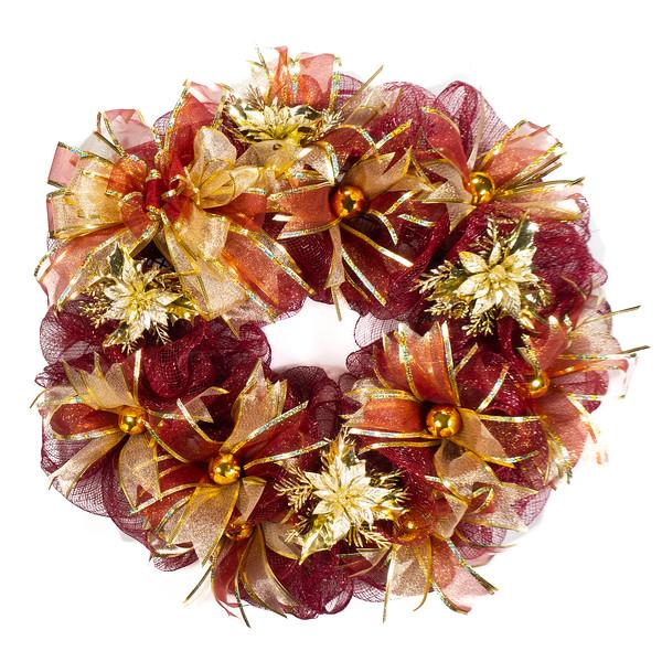 Wreath 4D - $40