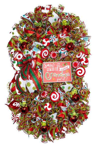 Wreath 2XC - $200