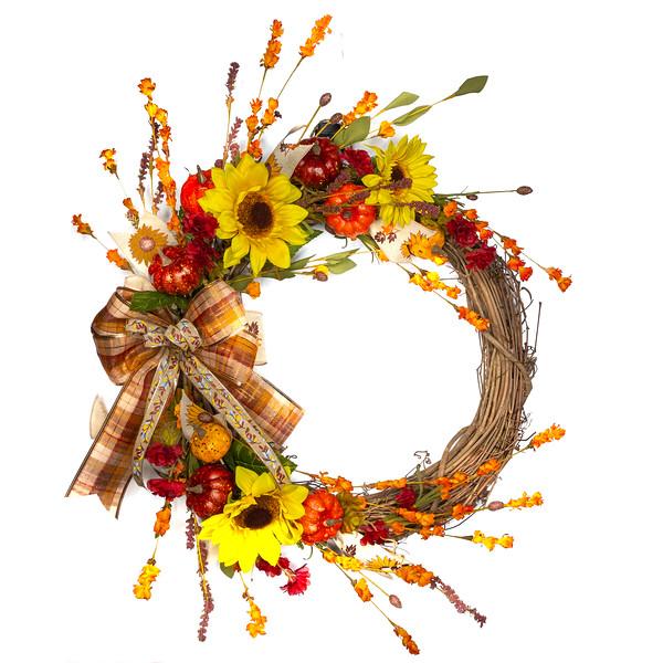 Wreath 5I - $50