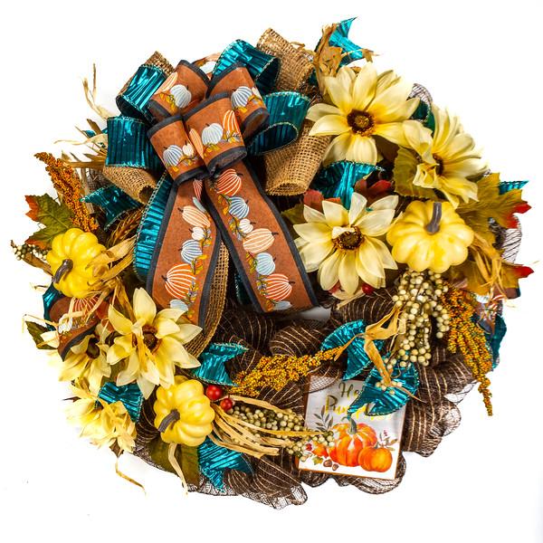 Wreath 6D - $60