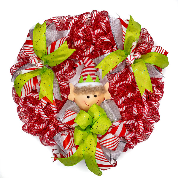 Wreath 4J - $40