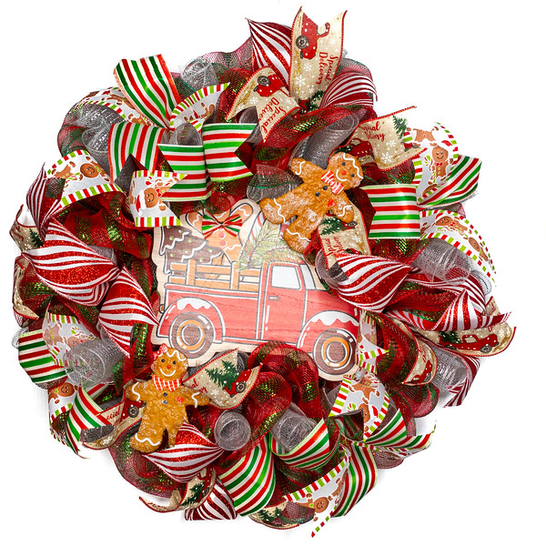 Wreath 5J - $50