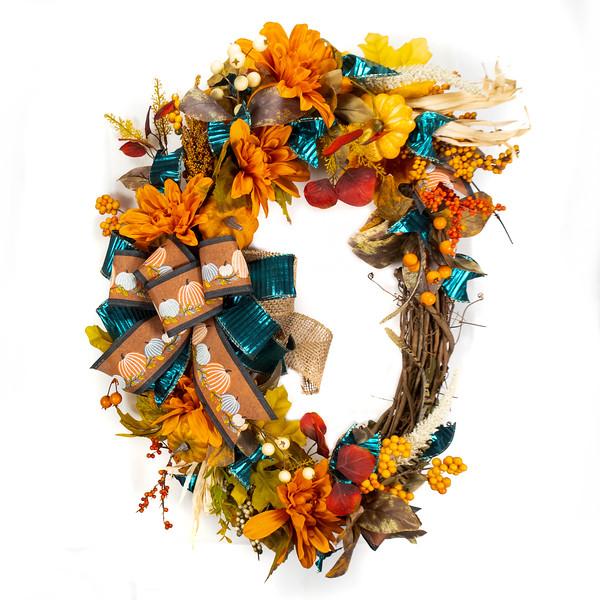 Wreath 6B - $60