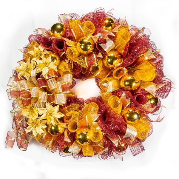 Wreath 7D - $70