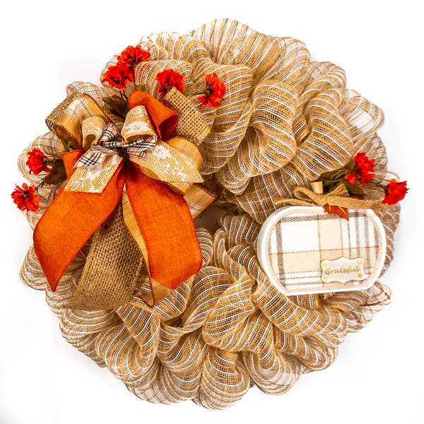 Wreath 4E - $40