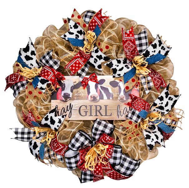 Wreath 6N - $60