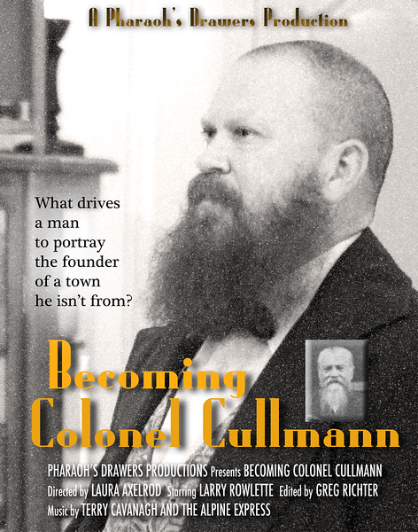 Becoming Colonel Cullmann
