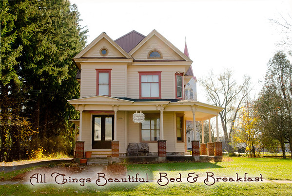 Bed & Breakfast  click on the picture for more information.