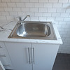 laundry sink and benchtop