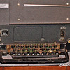 Historic Teletype machine