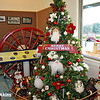 This tree was decorated by Witt Mechanical.