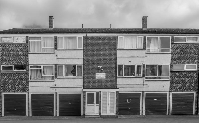 Flats, Cliftonville, Northampton