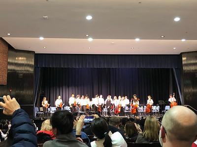 Bedford Vertical Concert March 2018